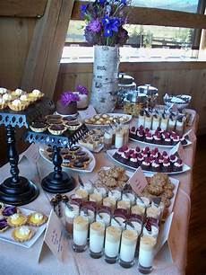 desserts table teacup baked goods and confections dessert table