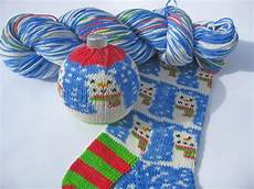 weihnachtsgeschenke stricken pre order snowman self patterning sock yarn kit