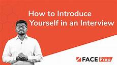 How To Introduce Yourself In An Interview How To Introduce Yourself In An Interview In English