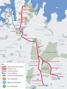 Colombo Light Rail Route Map Light Rail Map Abc News Australian Broadcasting