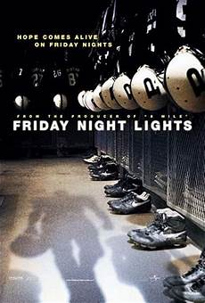 Friday Night Lights Original Movie Soundtrack Friday Night Lights Soundtrack Details