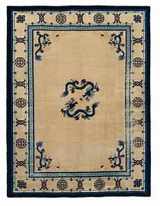tappeto cinese tappeto cinese xix secolo tappeti antichi cambi
