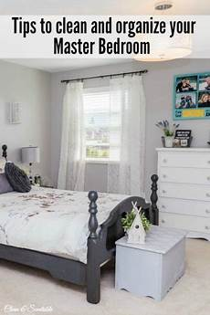 How To Organize A Small Bedroom How To Organize Your Master Bedroom Clean And Scentsible