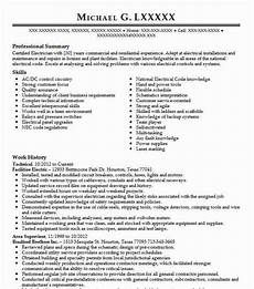 Resume Technical Summary Eye Grabbing Technical Resumes Samples Livecareer