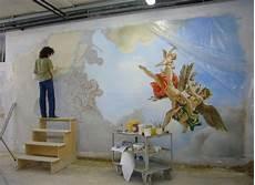 italian frescos oversized frescoes paintings and