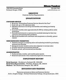 Resume Templates For Customer Service Representatives Free 7 Sample Customer Service Representative Resume