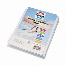 kidocare incopad washable incontinence pad v nutri