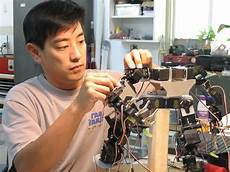 Degree In Robotics Info On Master Of Science Program In Robot Engineering