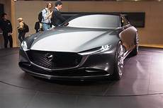 Mazda Vision Coupe 2020 by Mazda Vision Coupe Concept Looks Like On Wheels