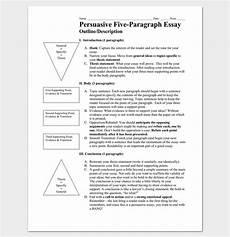 Five Paragraph Essay Example Sample Five Paragraph Essay Outline