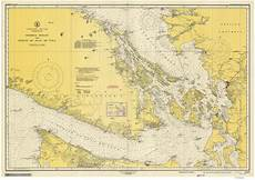 Marine Charts Bc Coast Old Nautical Charts Pacific Shoreline