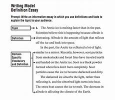 Writing A Definition Essay Examples Definition Essay Invent Media