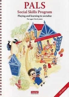 Pals Program Pals Social Skills Program 9780975029800