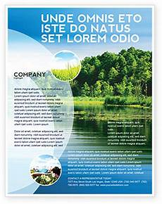 Landscape Flyer Template Landscape Flyer Template Background In Microsoft Word