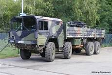 Man Kat 1 Heavy High Mobility Truck Military Today Com