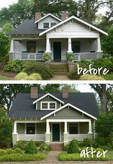 20 home exterior makeover before and after ideas paint