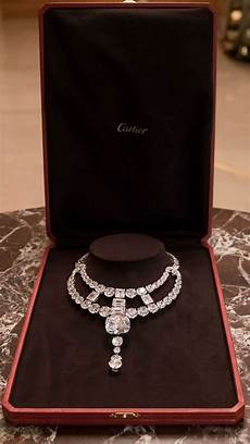 Best Replica Designer Jewelry Cartier Recreates Famous Historical Necklace For Ocean S 8