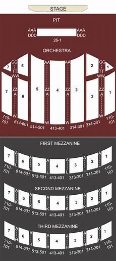 Radio City Music Hall Seating Chart Reviews Radio City Music Hall New York Ny Seating Chart