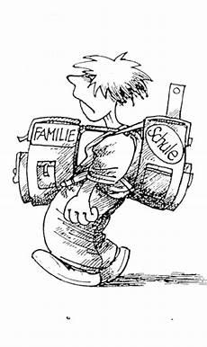 Schule Und Familie Malvorlagen Junior Wenn Die Schule In Die Familie Kommt Panorama