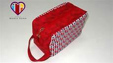 bolsa necessaire de tecido inglesa fabric necessaire