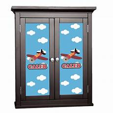 airplane cabinet decal large personalized youcustomizeit