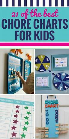Chore Chart Kits 21 Of The Best Chore Charts For Kids