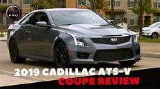 2019 Cadillac Ats V Coupe by 2019 Cadillac Ats V Coupe Packs Solid Power And Premium