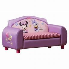 delta children disney minnie mouse sofa with storage
