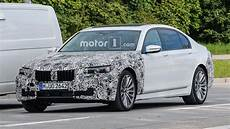 2019 bmw 7 series changes 2019 bmw 7 series lci now testing