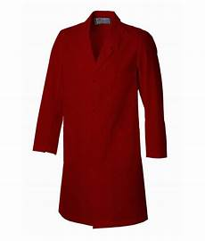 laboratory coat with press studs various colours 100