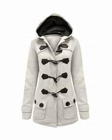 toggle coats size 20 womens fleece jacket duffle toggle style hooded