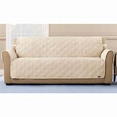 sure fit 174 quilted corduroy sofa pet cover 292846