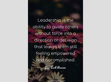 Leadership quotes, confidence, motivational quotes