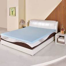 costway 3 gel memory foam mattress california king size