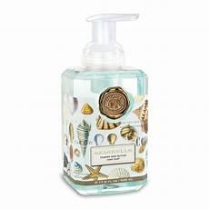 Michel Design Soap Foaming Hand Soap By Michel Design Works Seashells