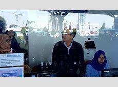 Pasca Dirusak Penumpang, Ruang Customer Service Sriwijaya