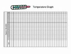 Daily Temperature Chart Daily Temperature Graph Worksheet By Autism Gurus Tpt