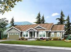 Arts And Crafts Homes Floor Plans Arts And Crafts Bungalow 23697jd Architectural Designs