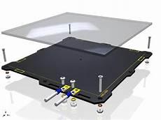 helios 200 heat bed kit 200 x 200 mm