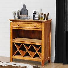crown farmhouse rustic solid wood wine bottle rack cabinet
