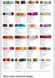 Best Color Chart What Colors Look Good Together Color Scheme Idea Chart By