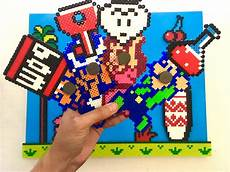 Pixelated Mario Characters Choose Your Character With This Magnetic Mario Bros