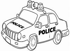 Malvorlagen Autos Zum Ausdrucken Spielen Pin Auf Polizei Ausmalbilder