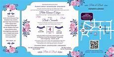 download desain undangan pernikahan terbaru gratis