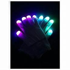 Rave Glove Light Show Rave Glove Lights Edm Gloves Finger Light Show Led Hand