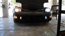 C4 Corvette Hid Fog Lights C5 Corvette Hid Fog Light Kit 35 Watt Kits