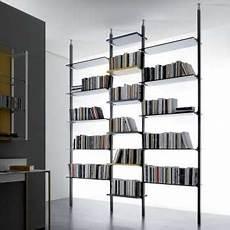 librerie metalliche sided and rome divider bookcases diotti