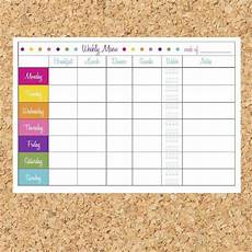 Meal Tracking Worksheet Pin On Printables