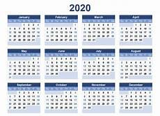 online printable calendar 2020 printable 2020 calendar free blank templates calendar