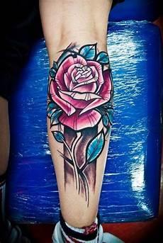 Rose Designs On Leg 120 Meaningful Rose Designs Blue Rose Tattoos